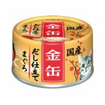 Консервы для кошек AIXIA «Kin-Can» Dashi, тунец в желе-бульоне