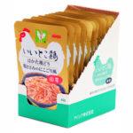 Влажный корм для кошек AIXIA «Iitokotori», измельченное куриное филе в густом желе