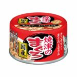 Консервы для кошек AIXIA «Yaizu-no-Maguro», тунец, куриное филе и крабовое мясо в нежном желе