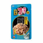 Консервы для кошек AIXIA «Yaizu-no-Maguro» тунец, куриное филе и ширасу в желе