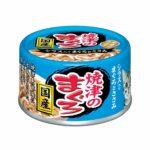 Консервы для кошек AIXIA «Yaizu-no-Maguro», тунец, куриное филе и ширасу в нежном желе